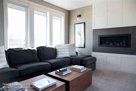 Interior Design Firms In Calgary by Okotoks Family Room Renovation By Calgary Interior Design