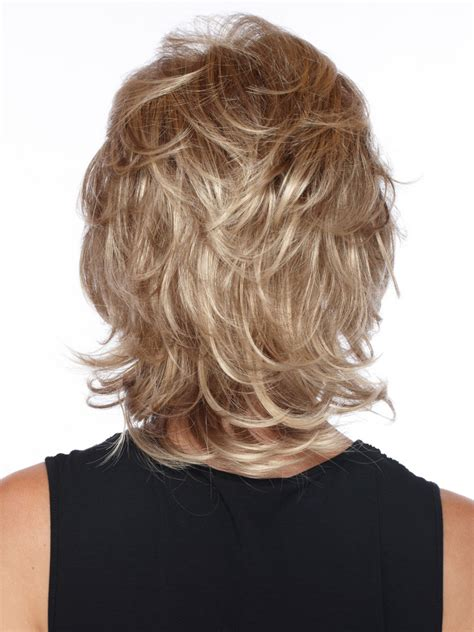 back of head shag hairstyles angela synthetic wig by estetica