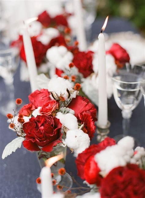 tischdeko rot tischdeko rot weiss hochzeit weihnachten