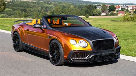 2017 Bentley Continental Gt Convertible Hd Car