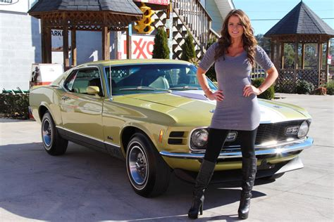 Green Line Gartenmöbel 351 by Lime Green 1970 Ford Mustang Mach 1 For Sale Mcg Marketplace