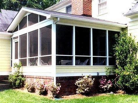 Screened In Porch Decorating Ideas Home Interior Design Screened Patio Designs