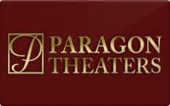Paragon Gift Card - buy paragon theaters gift cards raise