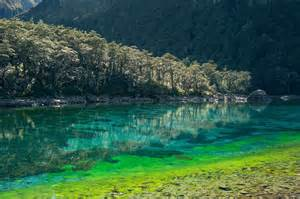 clearest water in the us the clearest lake in the world is in new zealand