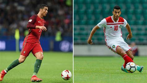 World Cup Portugal world cup b portugal vs morocco team news kick