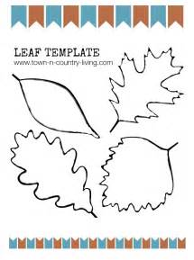 Leaf Template Printable by 7 Best Images Of Fall Leaves Printable Templates Fall