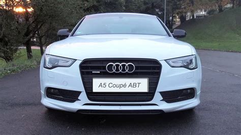 Audi A5 Lverbrauch audi a5 coupe abt as5
