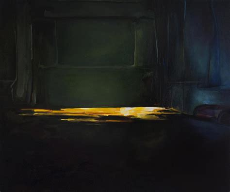 A Light Beneath Their by The Light The Door Painting By Benjamin