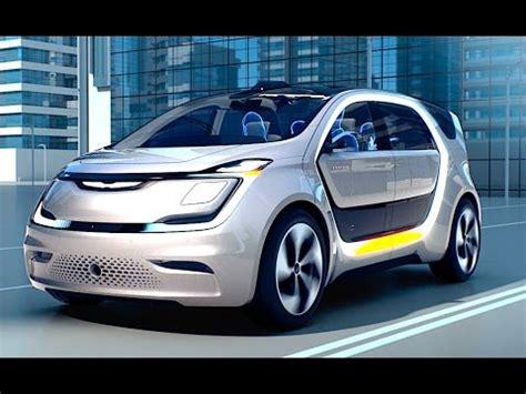 chrysler electric chrysler portal autonomous electric car world premiere ces