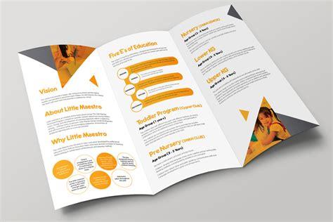 best leaflet layout design brochure design ideas