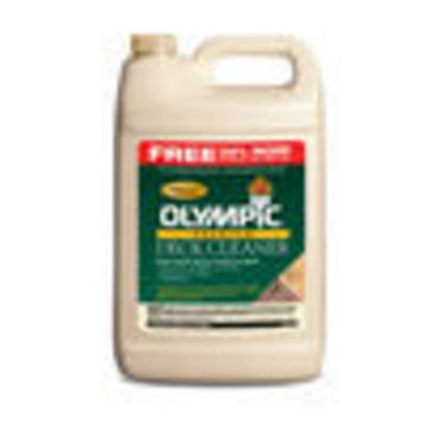 olympic premium deck cleaner reviews viewpointscom