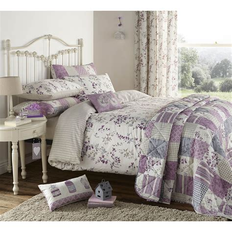Lilac Comforter Sets by Dreams N Drapes Lila Bedding Set In Lilac Up To 60 Rrp Next Day Select Day Delivery