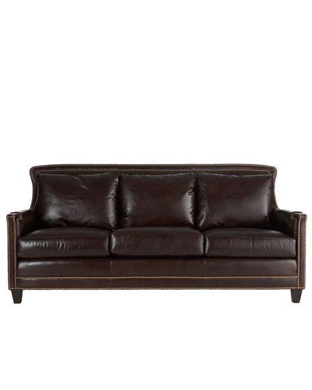 ferguson copeland sofa ferguson copeland ltd quot justin quot leather sofa