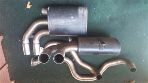 corvette muffler c5 corvette 97 2004modified cats magnaflow exhaust to