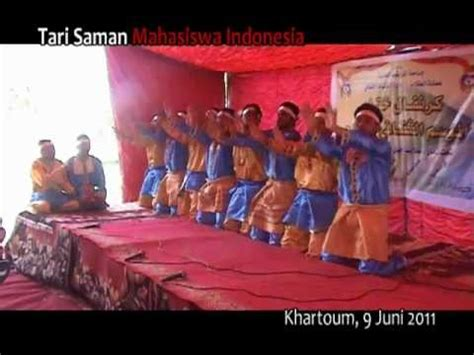 tutorial tari saman part 1 aceh traditional dance june 11 2011 doovi