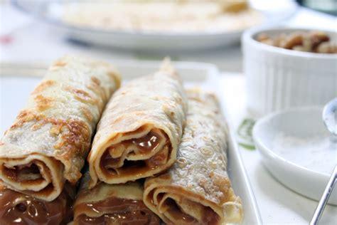 panqueques con dulce de leche recetas de argentina panqueques con dulce de leche receta