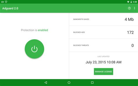 android ad blocker root adguard for android overview the world s most advanced ad blocker
