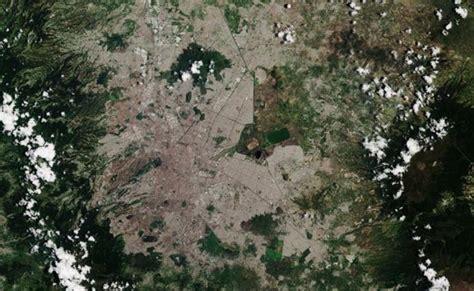 imagenes satelitales del zocalo capitalino esa difunde foto satelital de la ciudad de m 233 xico