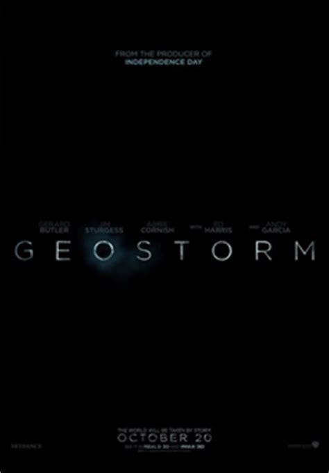 ver geostorm (geo tormenta) (2017) online