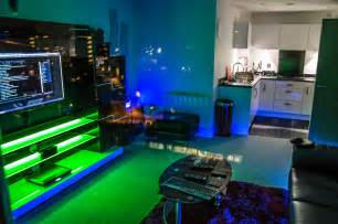Gaming Room Setup Build The Ultimate Gaming Room Whole Home And Furniture