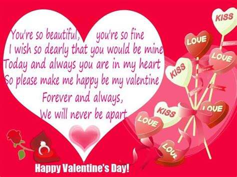 valentines poems cards s day poems cards 2016 quotes for him