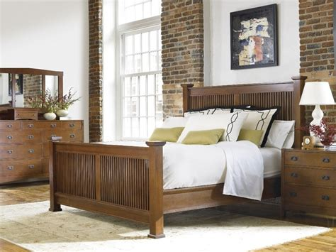 arts and crafts bedroom furniture arts crafts bedrom craftsman bedroom other by stickley furniture