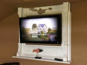 Diy Tv Wall Mount Bracket How To Build A Tv Wall Mount Frame How Tos Diy