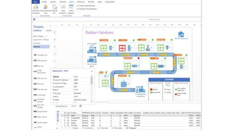 membuat struktur organisasi visio bagan alur tim dan pembuat diagram visio professional
