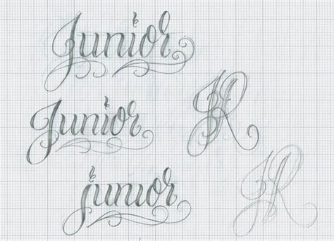 tattoo letters jr junior for nawlins man by 12kathylees12 on deviantart