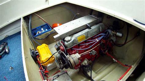 volvo b30 volvo penta b30 aq170 engine start sound