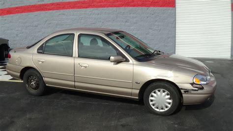 Ford Contour by 1998 Ford Contour Buffyscars