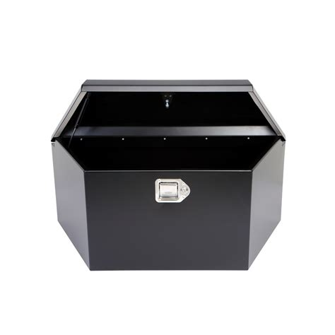 harbor freight boat trailer length 2 3 4 cu ft steel trailer tongue box