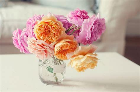 vaso con fiori trasformare vaso vetro in un piccolo giardino vasi