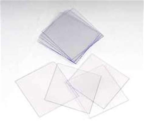microscope plastic slide cover slips student grade