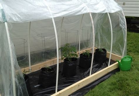 garden bed cover diy raised garden bed with cover the owner builder network