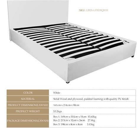 White Gas Shelf by White Gas Lift Storage Bed Sales