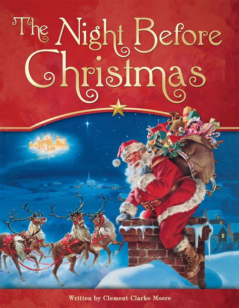 twas the night before christmas book madinbelgrade