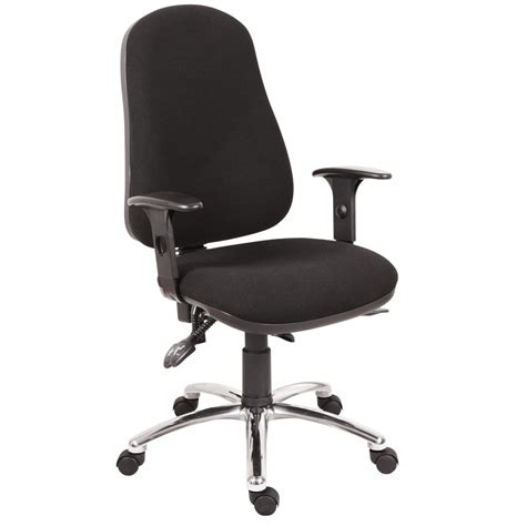 office furniture stools bonsoni ergonomic high back executive operator chair with