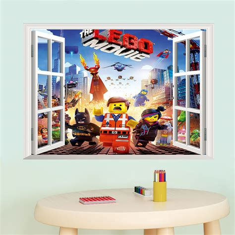 lego wall stickers for rooms get cheap wall stickers lego aliexpress
