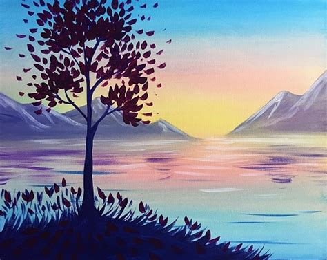 paint nite island pour house paint nite morning bliss