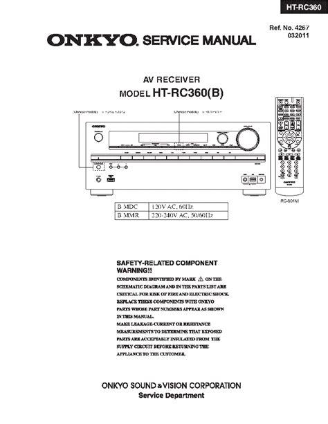 onkyo receiver wiring diagram 29 wiring diagram images