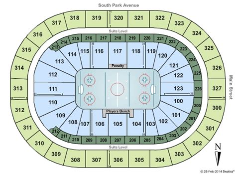 first niagara center formerly hsbc arena seating chart disney on ice tickets seating chart first niagara