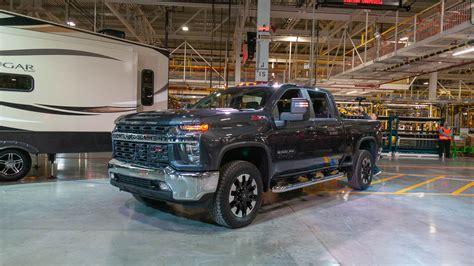 Chevrolet Heavy Duty 2020 by 2020 Chevrolet Silverado 2500hd Is Ready To Work Heavy