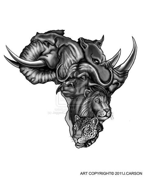 afrique animaux tatouage pinterest tatouages animaux