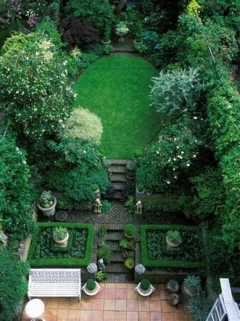 how to design my backyard how to make your garden look bigger without expanding
