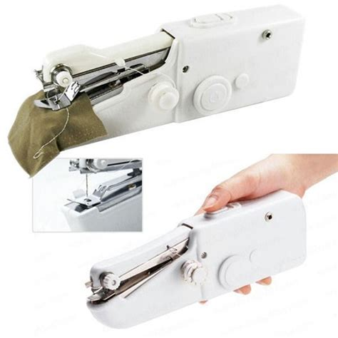 Handy Stitch Portable Handheld Sewing Machine handy stitch handheld sewing machine homemark your of quality