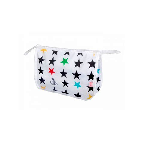 Baby Vanity by Baby Vanity Bag With Colorfull On White By Mybags