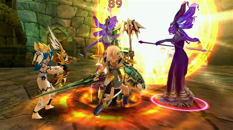 anime mmorpg leviathan s nest new expansion for fiesta online