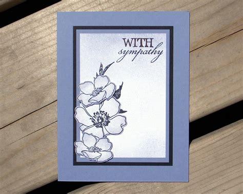 Sympathy Cards Handmade - sympathy card handmade greeting card by saltonscovestudio