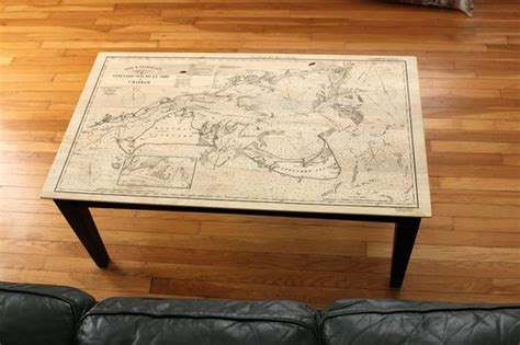 custom hardwood map coffee table picture of maps of